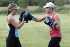 two-on-one-boxing-personal-training-centennial-park
